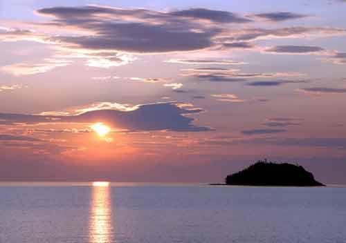 Природа байкала остров богучан
