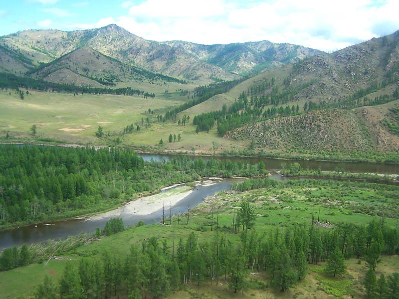 Один из притоков Селенги на территории Монголии, который вскоре может быть перекрыт плотиной крупной ГЭС