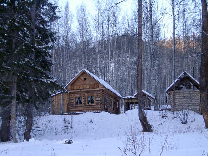 зимовье охотничье фото