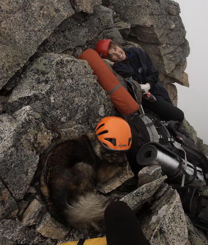 Подсмотренный секс в горах