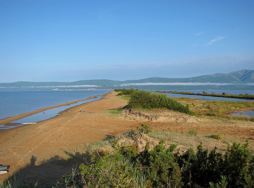 Природа байкала остров ярки вид на