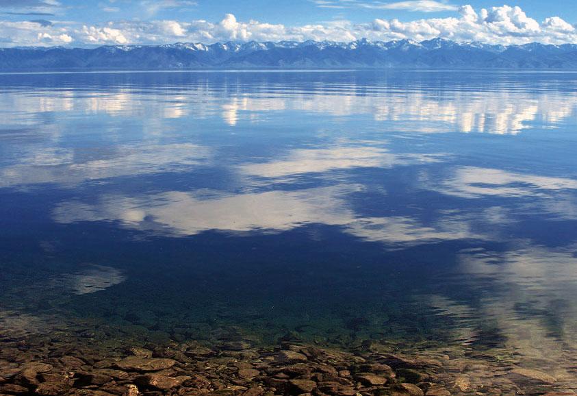 Картинки прозрачного озера байкал