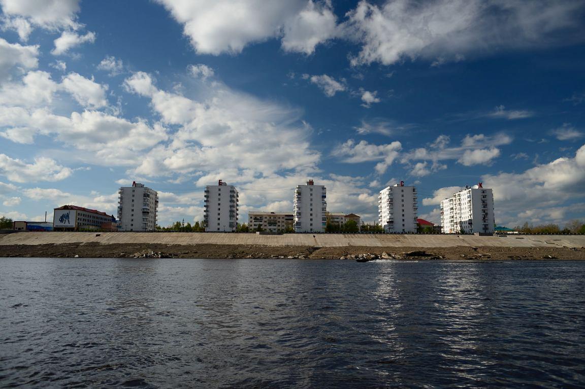 Город ленск фото